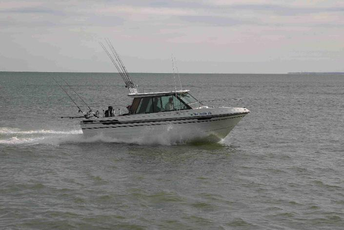 Lake erie fishing charters dunkirk ny for Fishing charters cleveland ohio